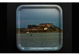 Bricka, Varbergs fästning
